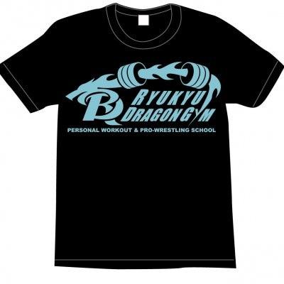 SURVIBAL_WEAR製 RYUKYU DRAGON GYM Tシャツ【140サイズ】