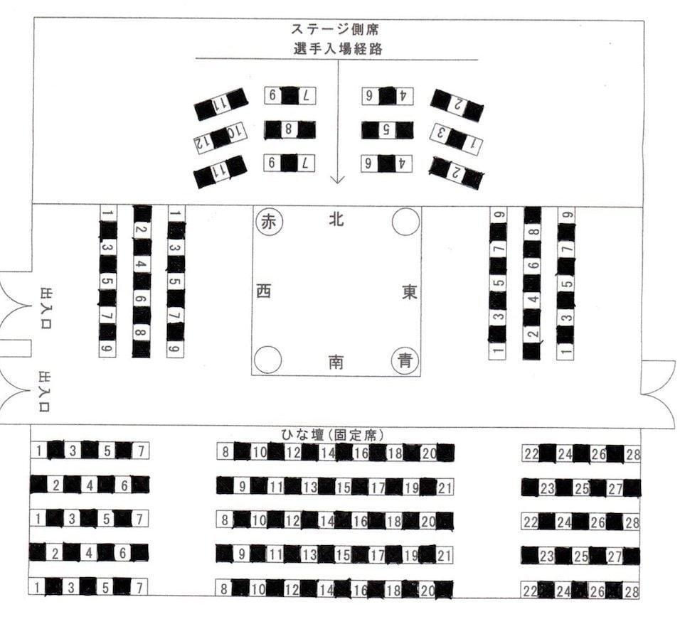 <那覇>【120名限定】10月31日(日)「RYUKYU ENERGY NAHA」(一般指定席)【要注意事項確認】のイメージその2
