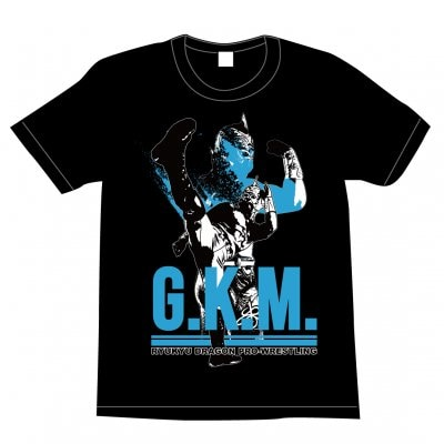 SURVIVAL WEAR製 グルクンマスク レトロ調Tシャツ XLサイズ