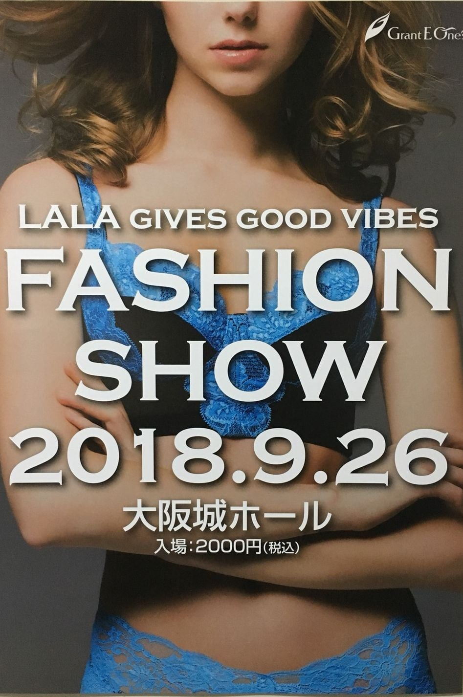 LALA GIVES GOODS VIBES FASHION SHOWのイメージその1