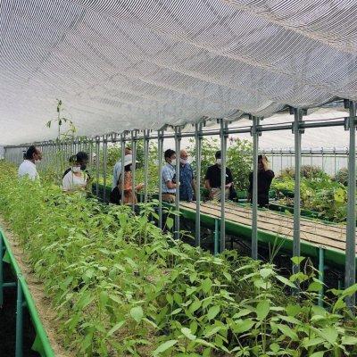 【11/25 奈良 午前】さとごころ農園見学 × 季節の野菜BBQ