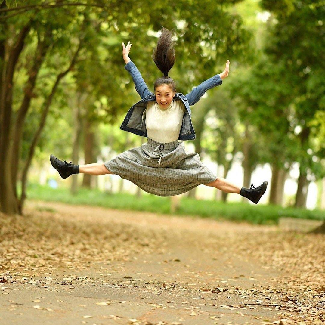 Dance in Heart 〜体躍る 心咲う〜《意味のないことから新しい自分に出会える 世界初、ジブリッシュ&身体表現法のコラボ企画!上杉真由×大久保信克》のイメージその3
