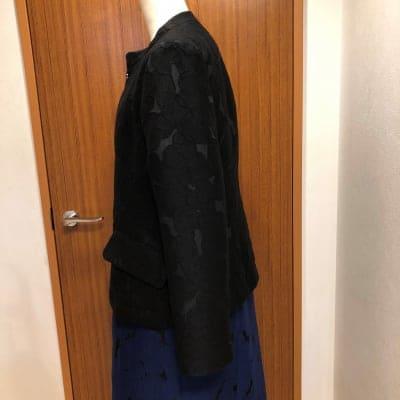 レーシーな品良いジャケット