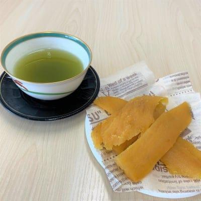 「静岡直送」粉末緑茶・粉末玄米茶&干し芋セット