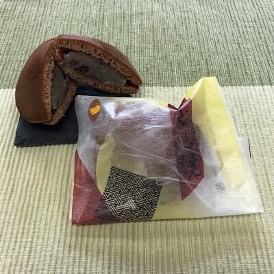 [高ポイント]手作りどら焼き(チョコバナナ味) 6個入り