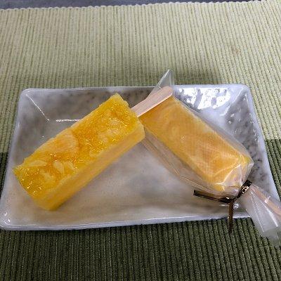 くずバー(甘夏みかん)5本入り べじねすさんと高橋製菓のツクツクコラ...