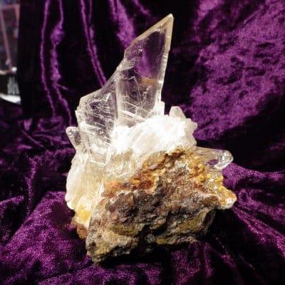 希少 メキシコナイカ産 セレナイト結晶