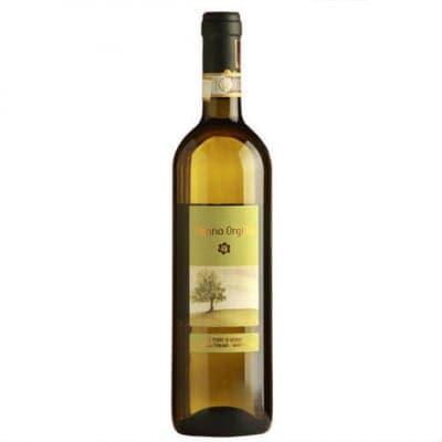 DONNA ORGILLA(ドンナ オルジッラ)イタリアのオーガニックワイン「ホーリーワイン」