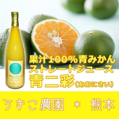 【2021年9月販売開始予定!】[まとめ買い専用]600ml×12本!青みかん果汁100%ストレートジュース