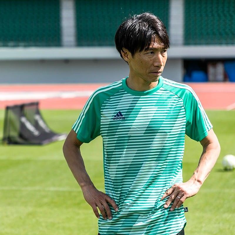 元日本サッカー代表波戸康広によるサッカー特別レクチャー|90分のイメージその2