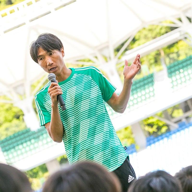 元日本サッカー代表波戸康広による講演会|1時間のイメージその3