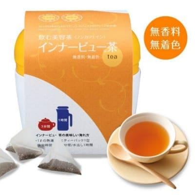 インナービュー茶【3gティーバック×10袋入り | 缶タイプ】