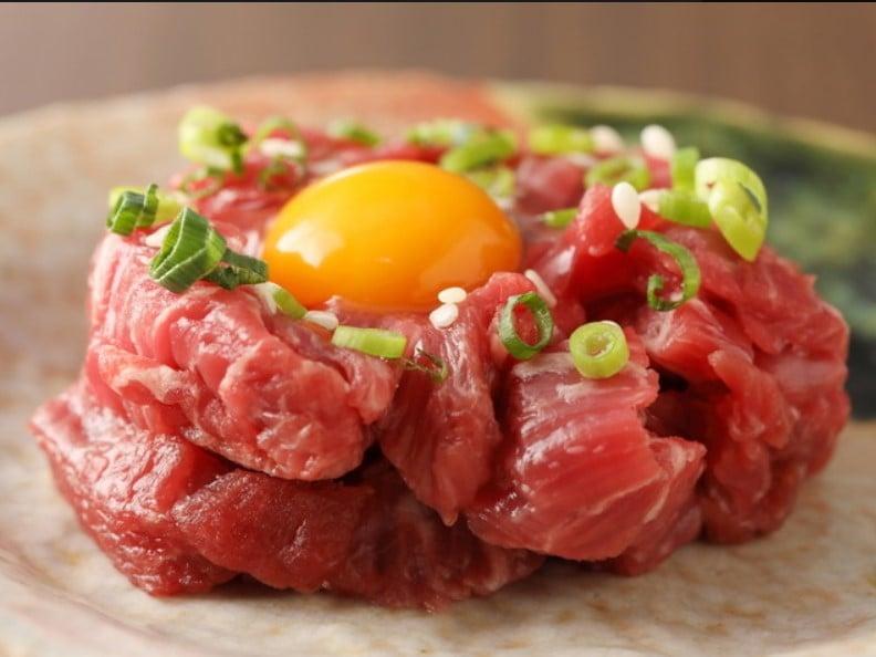 【焼肉膳所コース】牛タン,ホルモンを加え,山椒を使ったサーロインなど様々な部位を満喫<全11品(14種)>のイメージその1