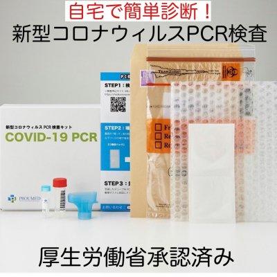 【限定価格】高精度PCR検査キット【PROUMED社製・厚生労働省承認済み】