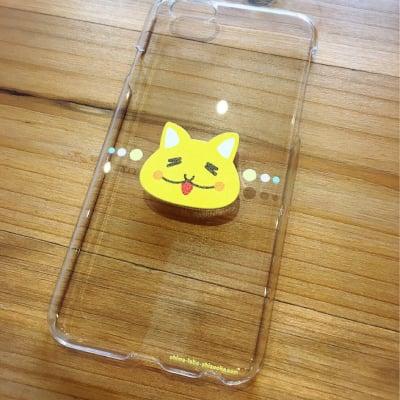 しまニャン iPhoneケース