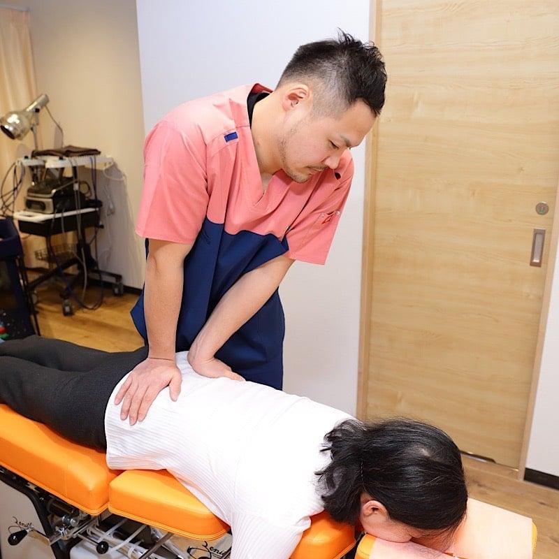 【8回券】姿勢改善(肩こり、腰痛、ひざ痛など)のイメージその1