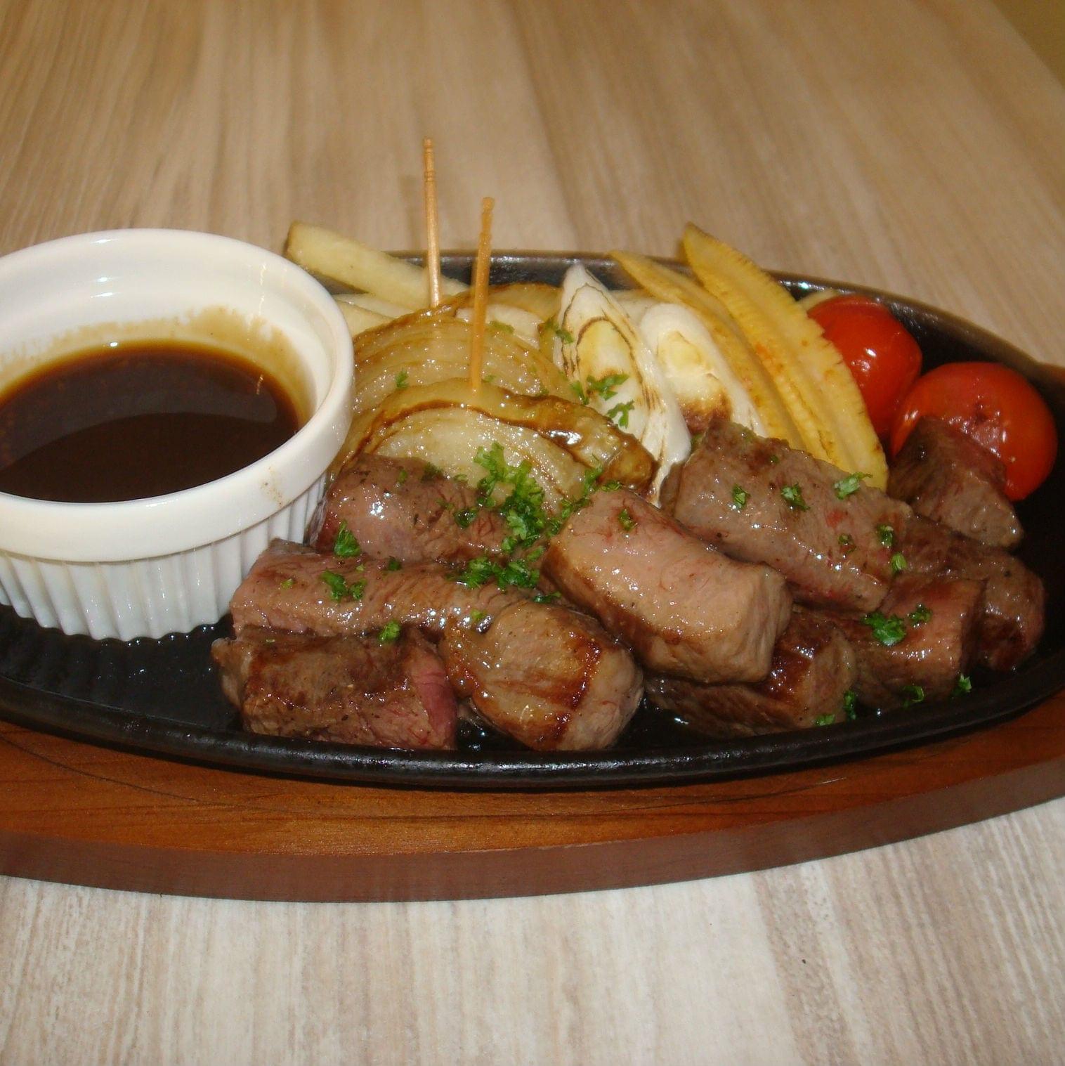 【テイクアウト限定】国産牛サイコロステーキのイメージその1