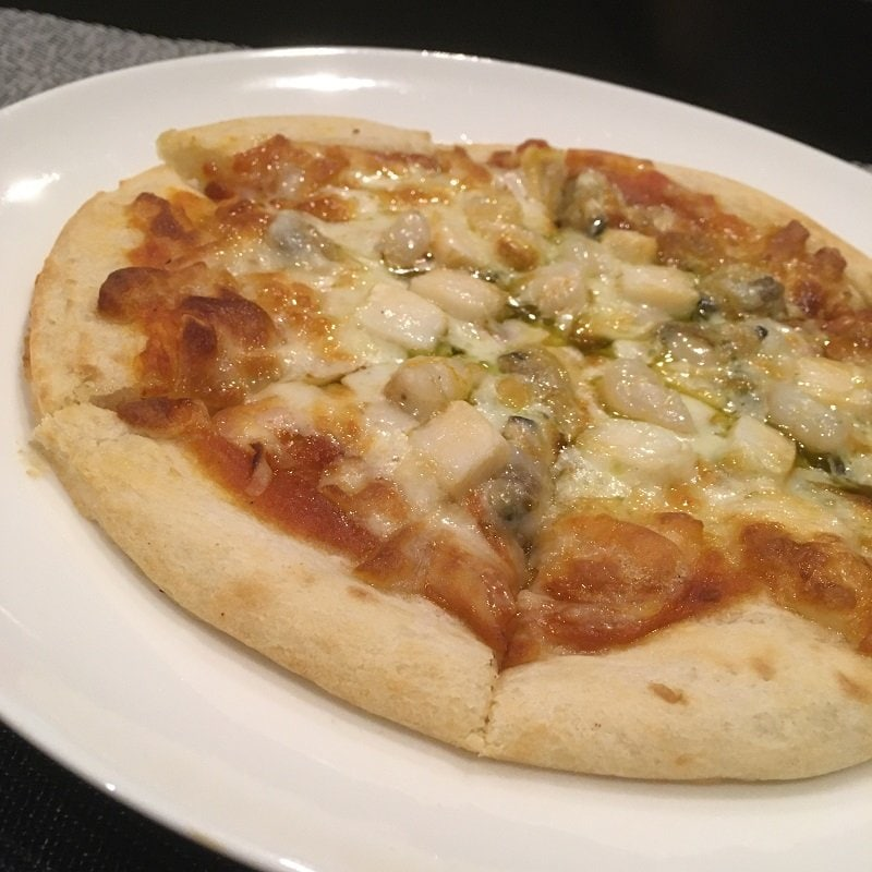 【テイクアウト限定】シーフードピザ(チーズ増し)のイメージその2