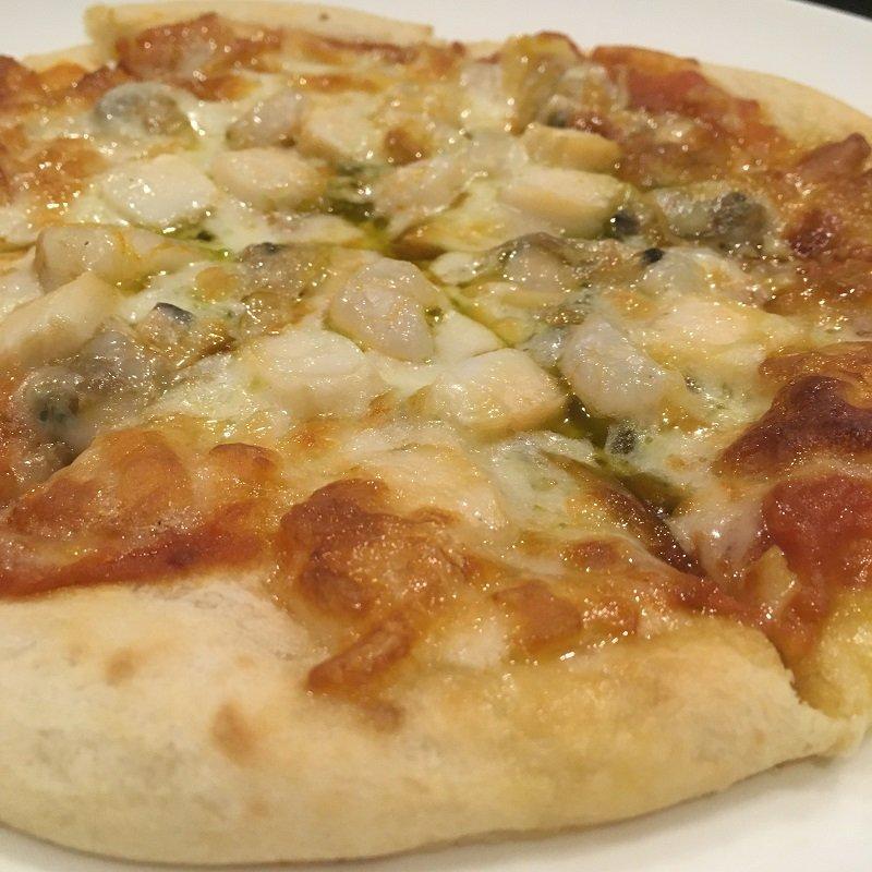 【テイクアウト限定】シーフードピザ(チーズ増し)のイメージその1
