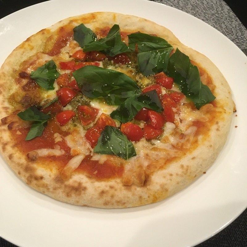 【テイクアウト限定】バジル&トマトピザのイメージその3