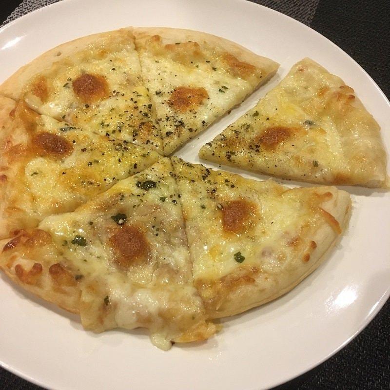 【テイクアウト限定】6種のチーズピザ(チーズ増し)のイメージその2