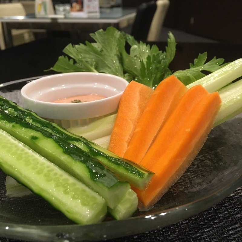 【テイクアウト限定】野菜スティックのイメージその1