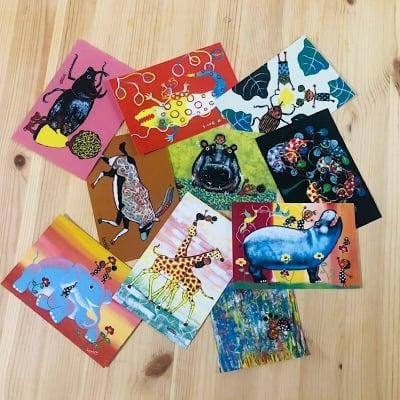 第2弾 SHOGENオリジナルポストカード(10枚入)