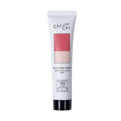 Chi-Chi ミルクハンドクリーム | パッションフルーツ&ピオニー | 30g