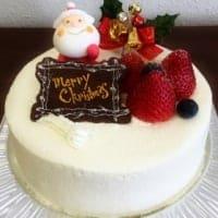 【店頭受け取り専用】ほぼ北海道クリスマスケーキホワイト6号 11月限定ポイント30%増量中