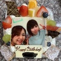 【2日前予約】写真入り誕生日ケーキ生クリーム5号