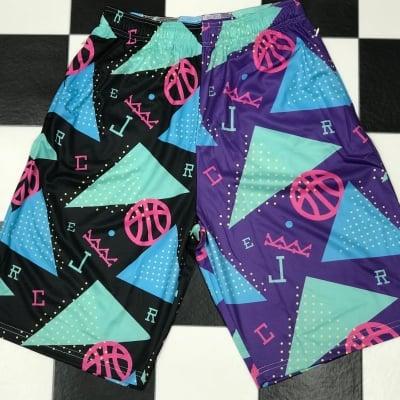 GLEAM LOCKER Original Shorts