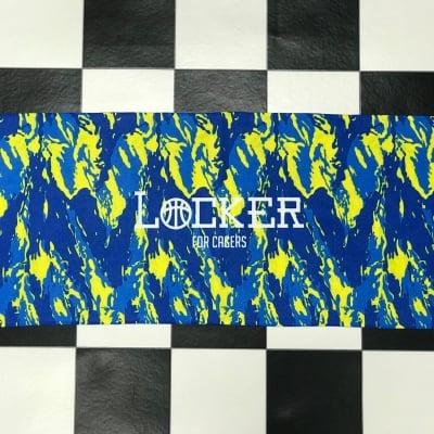 LOCKER Towel Warriors Color