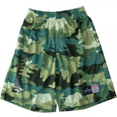 Mesh pants camouflage【SALE】 S size