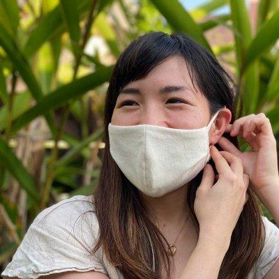 羽ごろも【夏】マスク