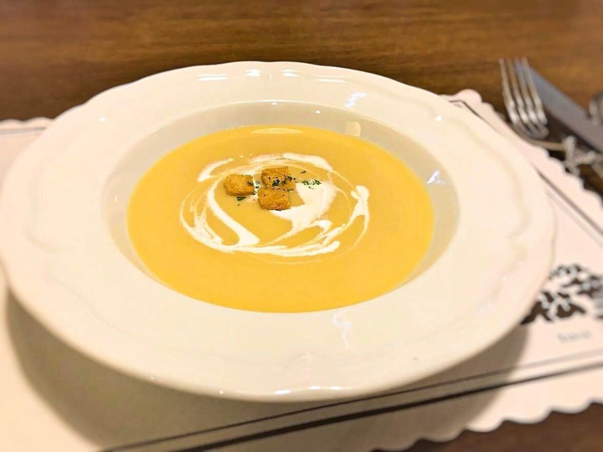 ポタージュスープのイメージその1