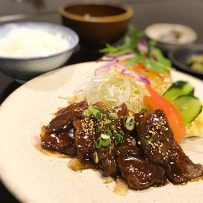 【ランチ限定】焼肉定食
