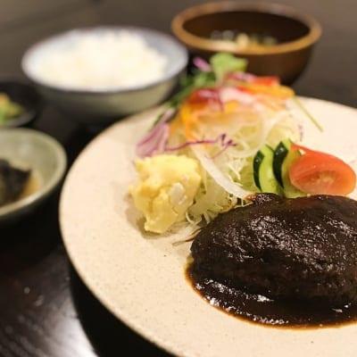 【ランチ限定】 ハンバーグ定食