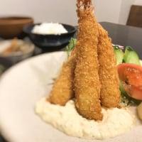 【ランチ限定】海老フライ定食