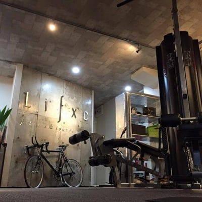 フィットネス&スポーツ スペース Lifxc[ライフィクス]トレーニング体験【現地払い】