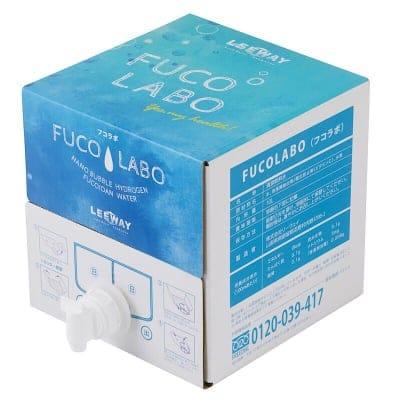 フコイダン入りナノバブル水素水フコラボS・内容量10L/富士山のふもと...