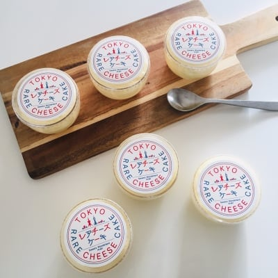 ギフト・手土産用に✨スイーツワンダーランドアラキ 東京レアチーズ (6個入り)