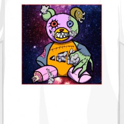 【ブランド】Magnet Bear×FP Tシャツ【コラボ】