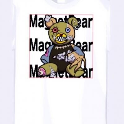 ブランドTシャツ/Magnet bear【代理販売】
