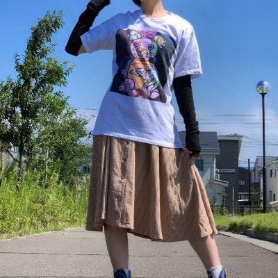 【限定】Magnet Bear×FP Tシャツ【コラボ】