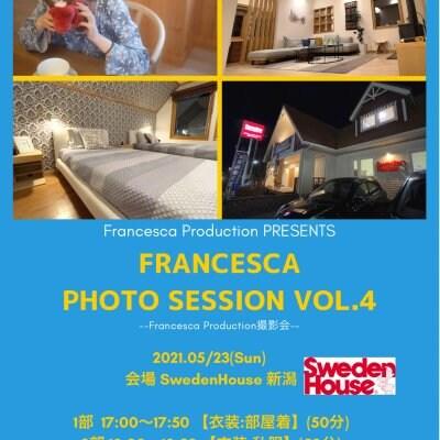 【5/23】Francesca Photo Session-Vol.4-【1部単位】