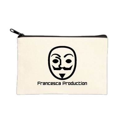 【新作】anonymousポーチ/Francesca Production