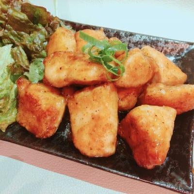 [現地払い専用]鶏胸肉のポン酢焼き