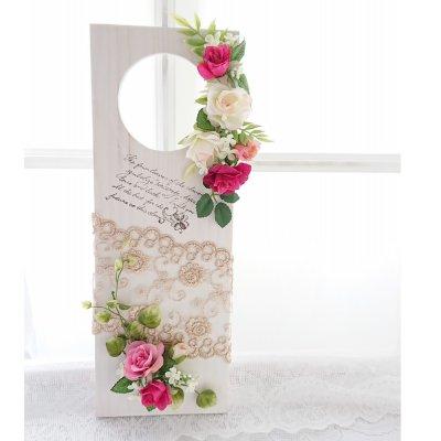 おしゃれなお花のインテリア プレートアレンジ (東京|八王子|フラワーギフト&レッスン|スターリリーフラワーズ)