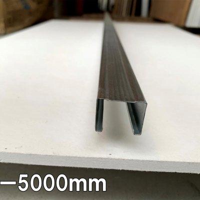 【建築用資材】Sバー5000mm【1本入り】
