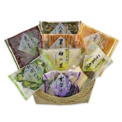 【京都漬物ギフト】京の雅B SDK-40/お中元・お祝・内祝などのご贈答に最適